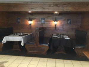 banquet Booths